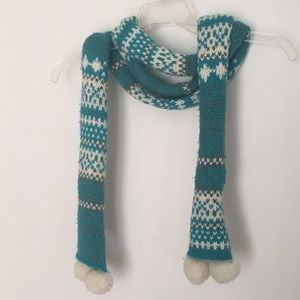Old Navy knit scarf